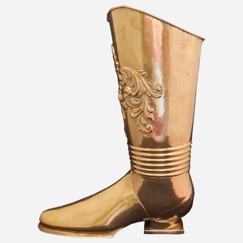 Bengaleiro-em-Metal-Dourado-1